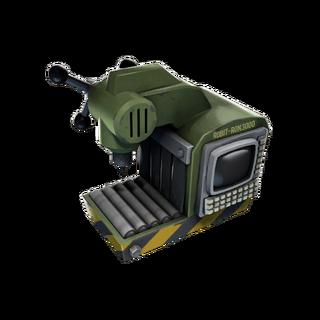 Specialized Killstreak Fortified Compound Kit Fabricator
