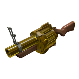 Uncharitable Professional Killstreak Australium Grenade Launcher