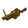 Gore-Spattered Specialized Killstreak Australium Grenade Launcher