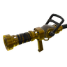 """Unusual Festivised Australium Medi Gun"""