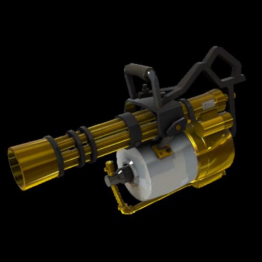 Strange Specialized Killstreak Australium Minigun