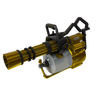 Unremarkable Australium Minigun