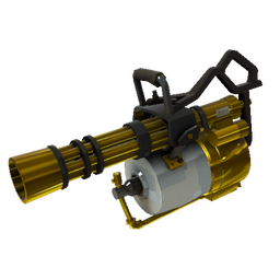 Notably Dangerous Specialized Killstreak Australium Minigun