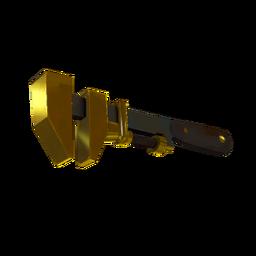 Strange Festivized Killstreak Australium Wrench