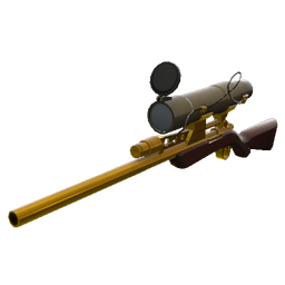 Strange Festivized Professional Killstreak Australium Sniper Rifle