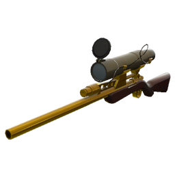 Mildly Menacing Professional Killstreak Australium Sniper Rifle