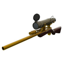 Mildly Menacing Australium Sniper Rifle