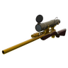 Hale's Own Professional Killstreak Australium Sniper Rifle