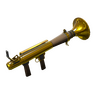 Uncharitable Specialized Killstreak Australium Rocket Launcher