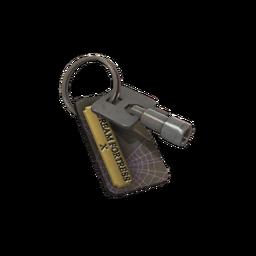 Scream Fortress X War Paint Key