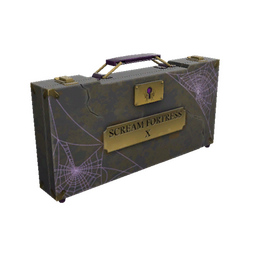 free tf2 item Scream Fortress X War Paint Case