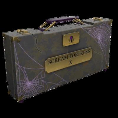 Scream Fortress X War Paint Case