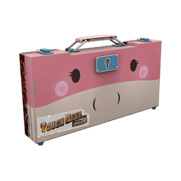 Pyroland Case TF2 skin collection