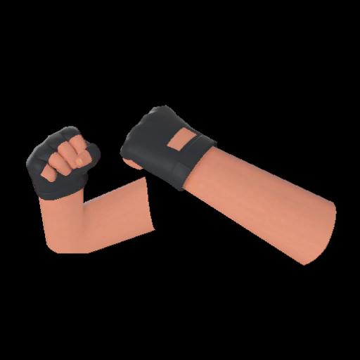 Strange Fists