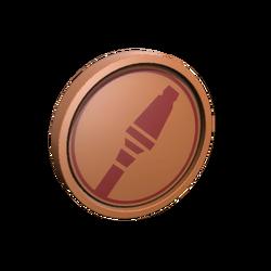Жетон класса — Солдат