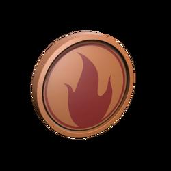 Жетон класса — Поджигатель