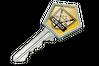 Prototype Huntsman Case Key