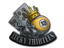 Skin Sticker | Lucky 13 (Foil)
