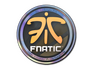 Skin Sticker | Fnatic (Holo) | Cologne 2014