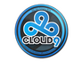 Skin Sticker | Cloud9 | Cologne 2014