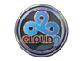 Skin Sticker | Cloud9 (Holo) | Cologne 2014
