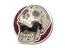 Skin Sticker | Rising Skull