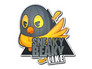 Skin Sticker | Sneaky Beaky Like