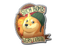 Skin Sticker | Bomb Doge