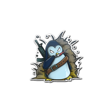 War Penguin