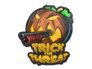 Skin Sticker | Trick Or Threat