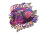 Skin Sticker | Fight like a Girl