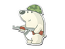 Skin Sticker | Nelu the Bear