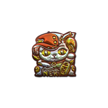 Lucky Cat (Foil)