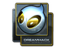 Skin Sticker | Team Dignitas (Foil) | DreamHack 2014