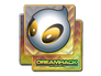 Skin Sticker | Team Dignitas (Holo) | DreamHack 2014