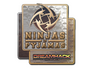 Skin Sticker | Ninjas in Pyjamas (Holo) | DreamHack 2014