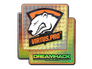 Skin Sticker | Virtus.Pro (Holo) | DreamHack 2014