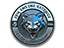 Sticker | ESL Wolf (Foil)