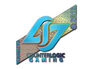 Skin Sticker | Counter Logic Gaming (Holo) | Katowice 2015