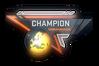 Champion at DreamHack Winter 2014