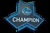 Champion at ESL One Katowice 2015