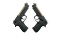 Dual Berettas - Contractor