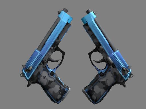 Dual Berettas | Urban Shock