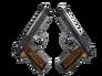 Скин Dual Berettas | Черная лимба