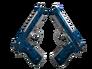 Скин Dual Berettas | Синий кварц