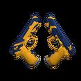 Dual Berettas   Marina (Minimal Wear)