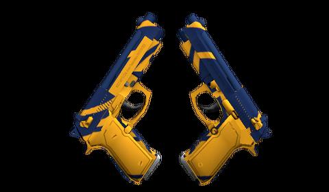 Dual Berettas - Marina