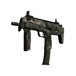 MP7 | Olive Plaid (Field-Tested)