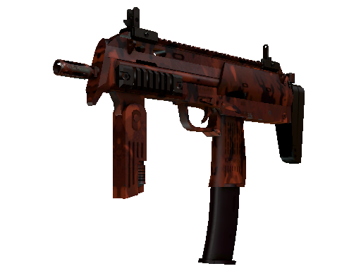 MP7 | Full Stop (Battle-Scarred)