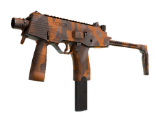 Skin MP9 | Orange Peel